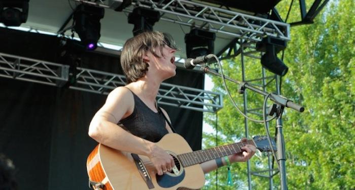 Sharon Van Etten - 4 New Bands At Pitchfork