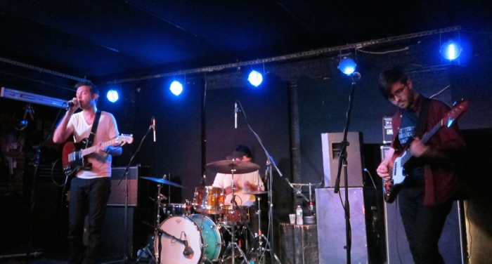 BEST NEW BANDS ARMS 1 700 Live Review – ARMS At Mercury Lounge In Manhattan