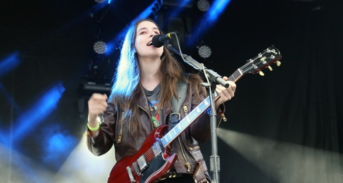 HAIM live by Chris Davis for Best New Bands