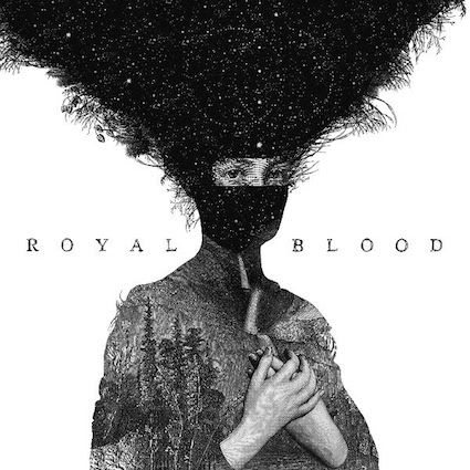 Royal Blood Album Cover