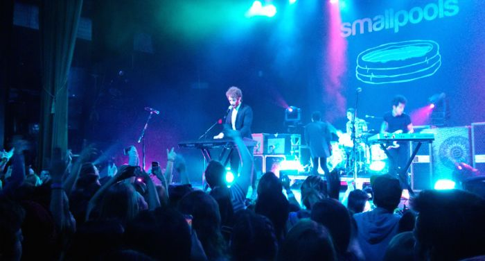 Smallpools Float Through Their Fonda Theatre Performance - Best New