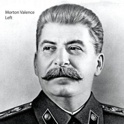 Morton Valence - Album Cover