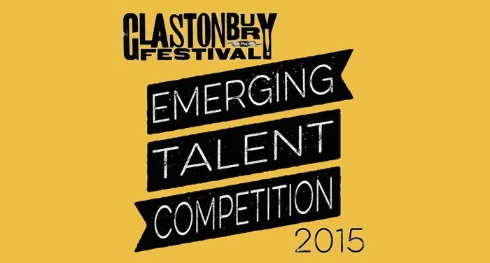 Glastonbury Emerging Talent Competition Logo