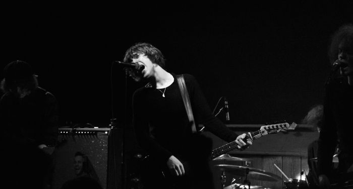 Catfish and the Bottlemen live by Sarah Hess
