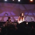 Wolf Alice live by Allie Harper