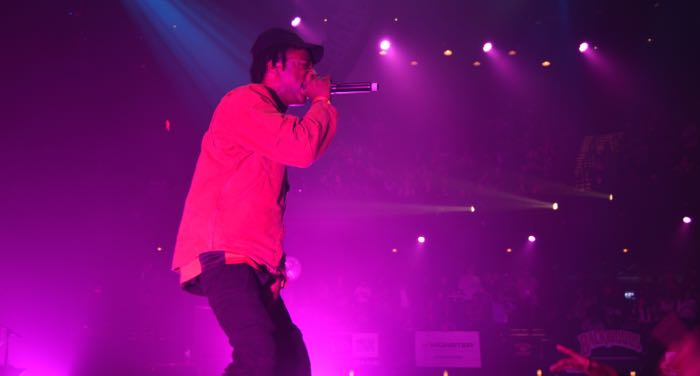 Joey Bada$$ live at SXSW by Will Jukes