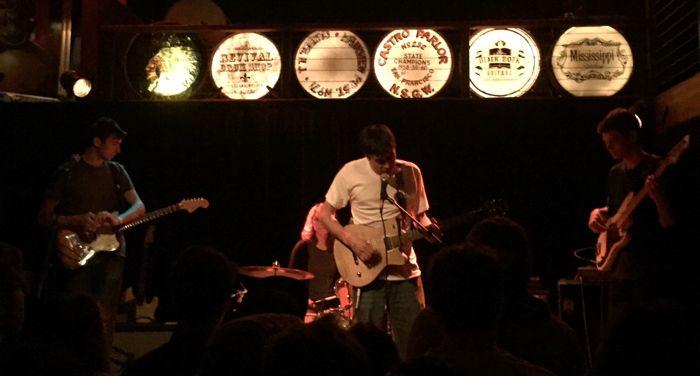 SANDY Alex G live by Dakota Smith