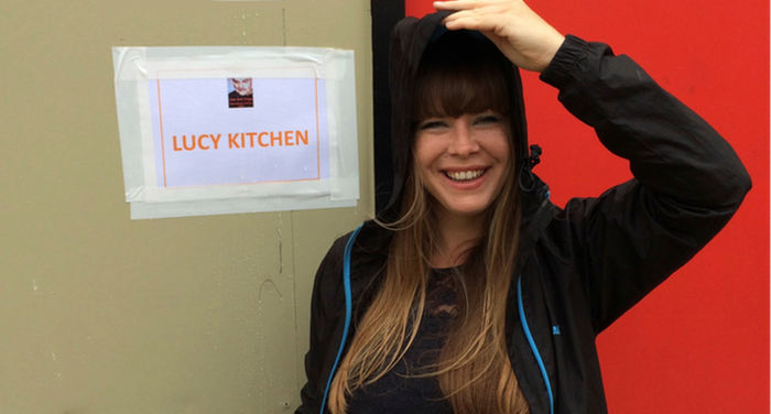 Lucy Kitchen by Nathan Dainty/VeryCreative
