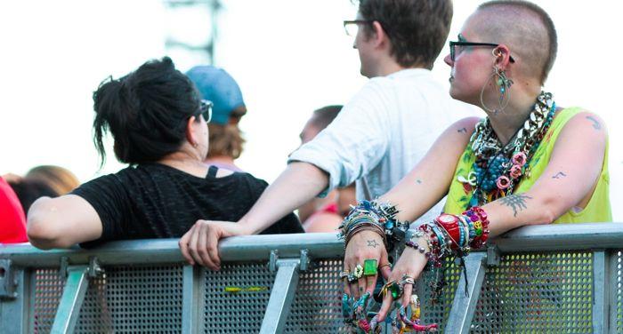 Lollapalooza by Sarah Hess