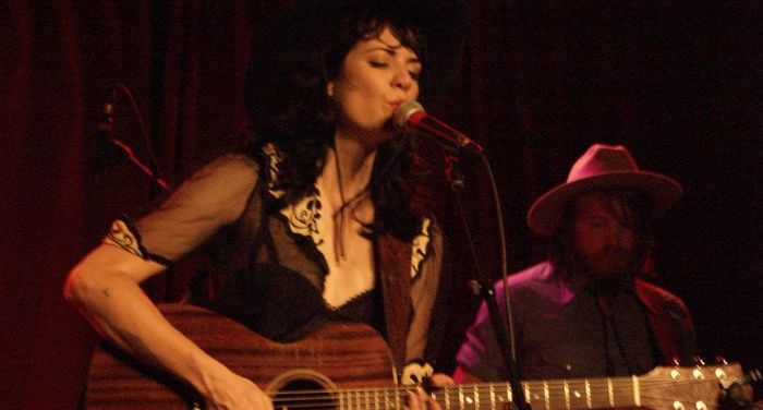 Nikki Lane live by Jess Sneed