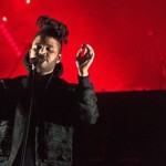 The Weeknd live by Sarah Hess