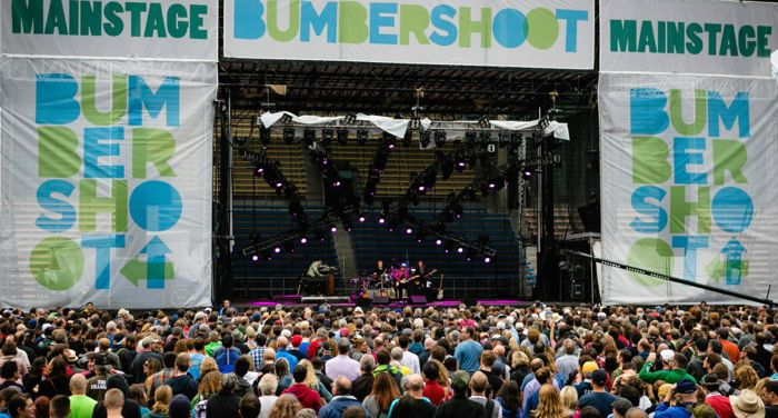 Bumbershoot by Christopher Nelson