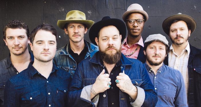 Nathaniel Rateliff and the Night Sweats by Malia James