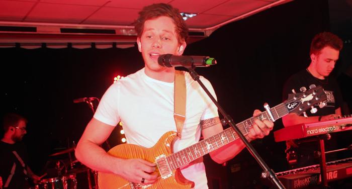 Glastonbury ETC 2016 - Marcus McCoan by Jason Bryant - Best New Bands