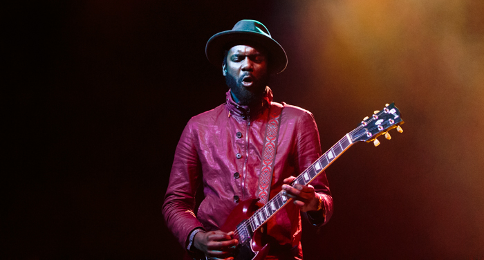 Gary Clark Jr. by Sarah Hess for Best New Bands