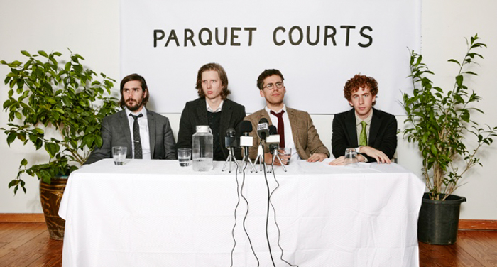 Parquet Courts Human Performance Tells It Like It Is
