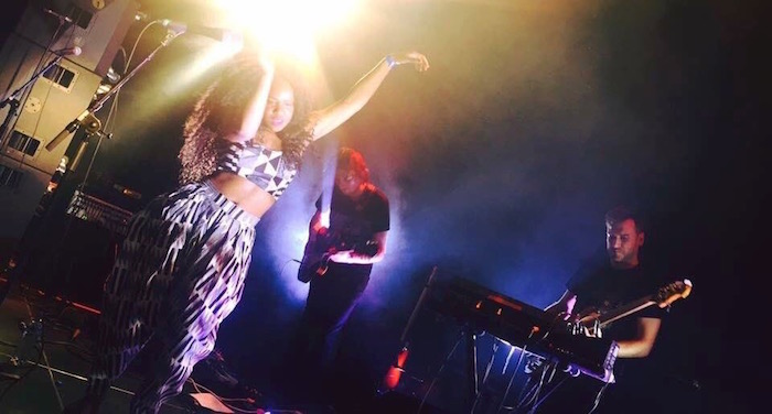 Nao live in Amsterdam via Facebook - Not Credited