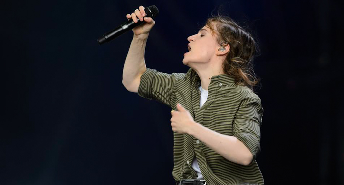 Christine and the Queens  by Matt Crossick -Best New Bands