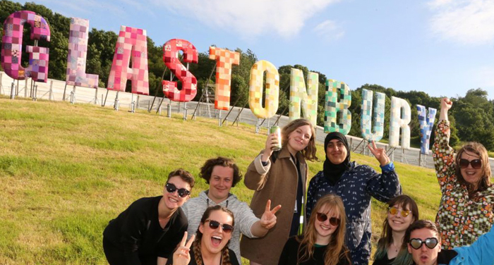 GLASTONBURY by Jason Bryant - Best New Bands