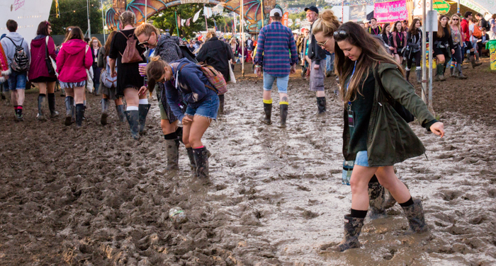 Glastonbury by Maja Smiejkowska for Best New Bands