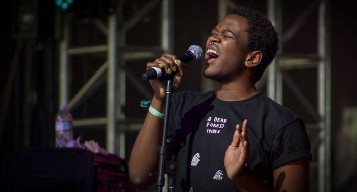 Shamir by Corey Bell for Best New Bands