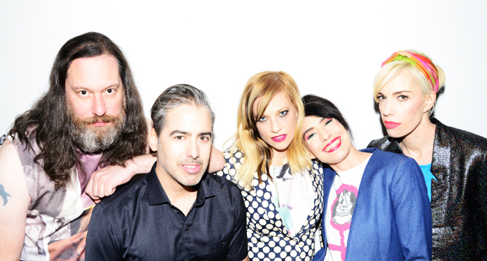 The Julie Ruin by Shervin Lainez - BEST NEW BANDS
