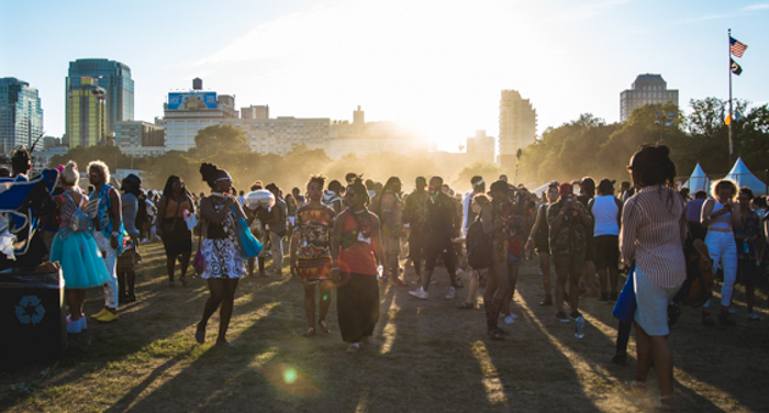 Afropunk by Julia Drummond for Best New Bands