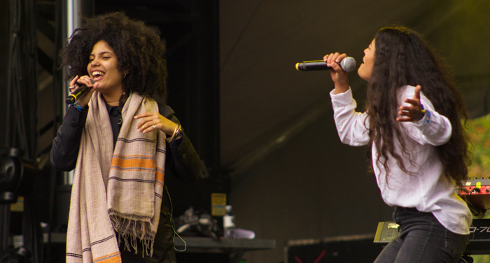 Ibeyi by Corey Bell for BEST NEW BANDS