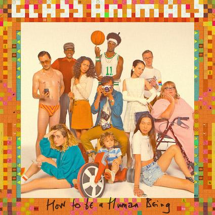 Glass Animals LP - BEST NEW BANDS