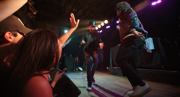 JJoey Purp and Chance the Rapper by Sarah Hess for Best New Bands