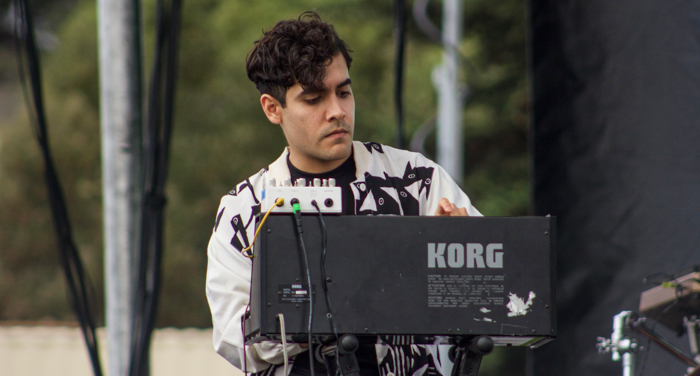 Neon Indian by Corey Bell for Best New Bands