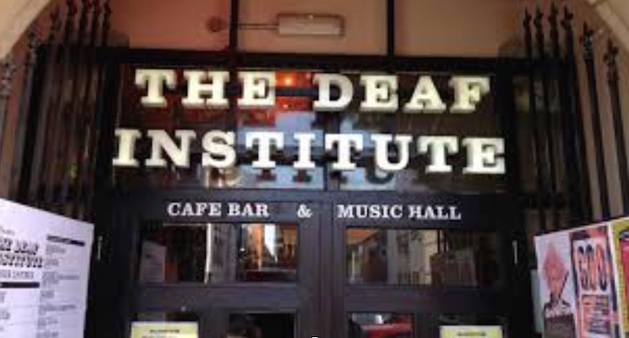 Deah Institute - Best New Bands