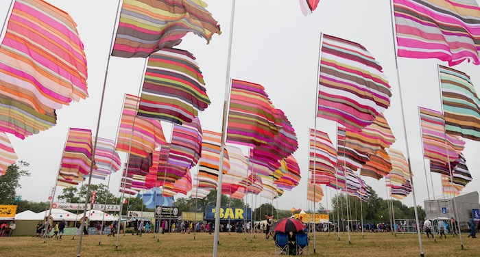 Glastonbury by Maja Smiejkowska - Best New Bands