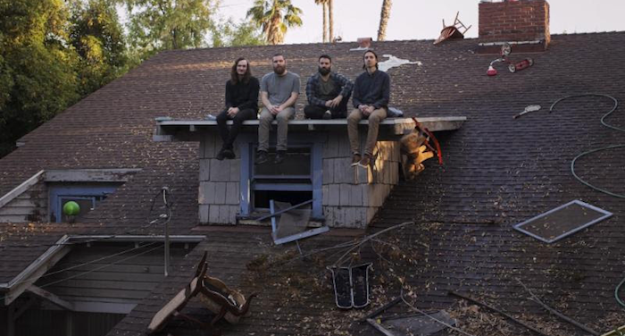 Manchester Orchestra by Mike Dempsey - Best New Bands