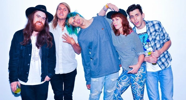 Grouplove Spreading Rumors Album Review: Grouplov...