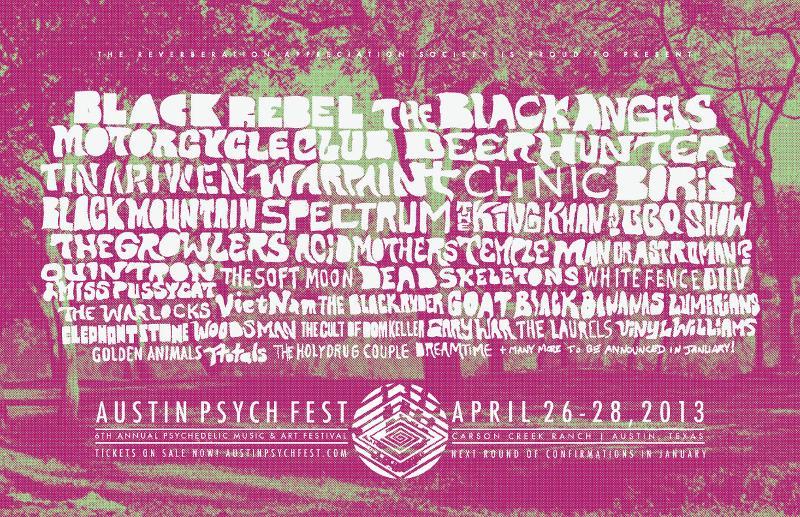 Austin-Psych-Fest-Lineup