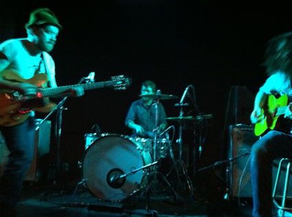 CS Live Review: The Cave Singers Bring Pacific Northwest Folk to Los Angeles