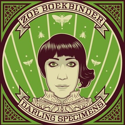 Darling Specimens opt Zoe Boekbinder Releases her Second Solo Record, Darling Specimens