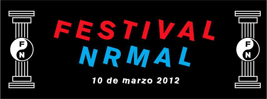 Festival Nrmal Preview: Festival Nrmal 2012