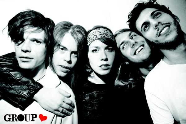 Grouplove_Black_and_White
