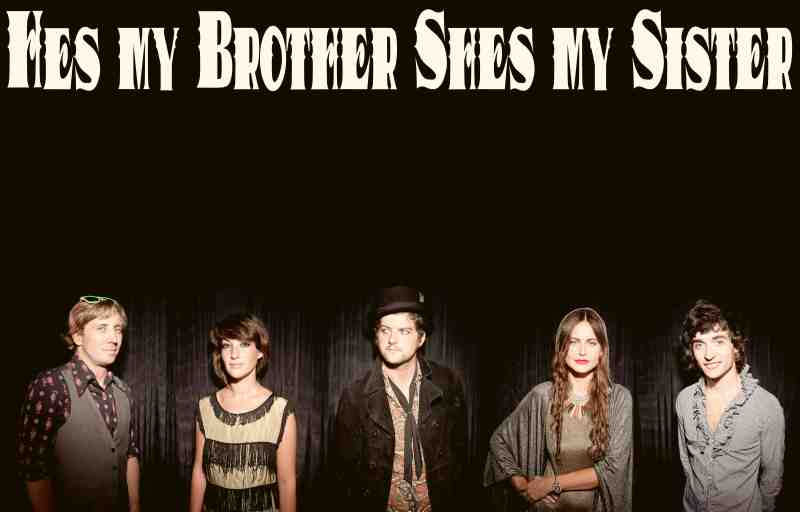 Hes My Brother Shes My Sister Announce their Road To SXSW Headlining Tour