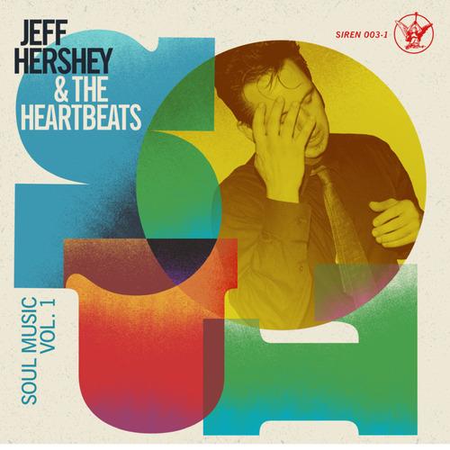 JeffHersheyAlbumCover Jeff Hershey and the Heartbeats   Artist of the Week