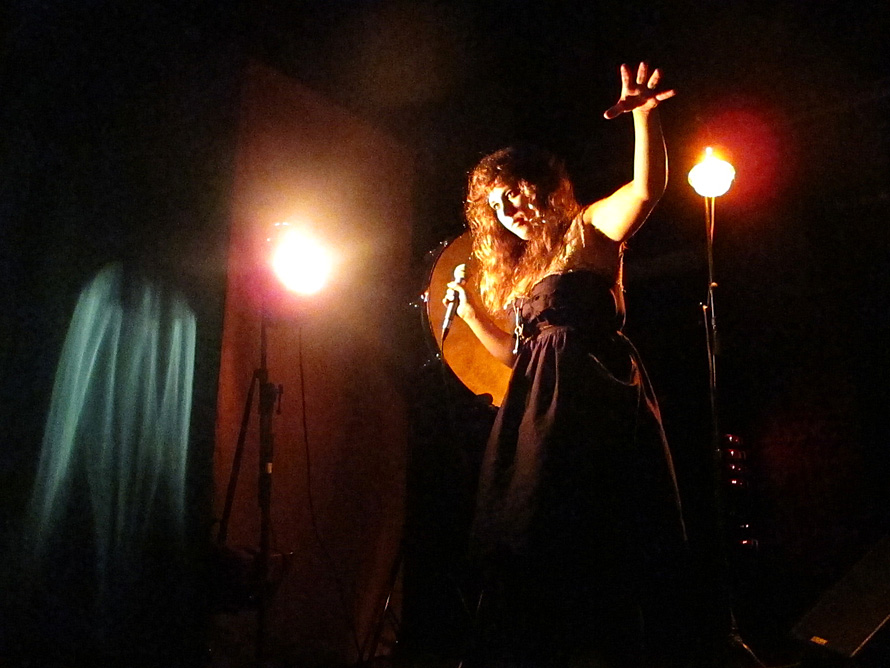 Purity Ring Megan Spooky Windish Agency Highlights: We Barbarians, Purity Ring, Small Black