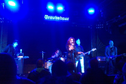 The Hush Troubadour Talent at the Troubadour: The Hush with The Modern Drone, Bethpage Black, People by the Sea, thatwasthen, and Satellite Thieves