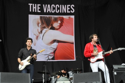 VaccinesThe01 425 11 Shots From Lollapalooza We Didnt Have Room For The First Time