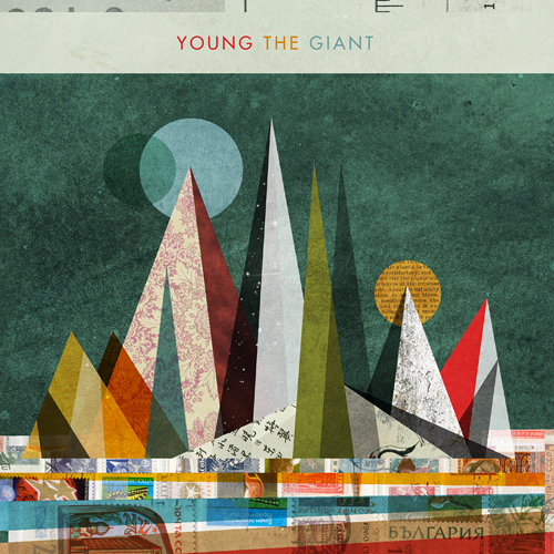 YoungTheGiant Cover Looking Up to Young The Giant