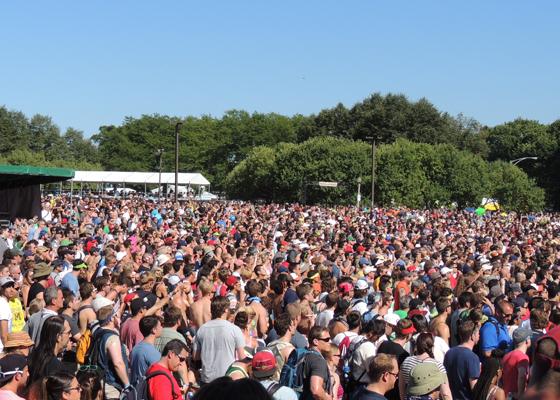 crowd-gary-clark-jr-Lollapalooza