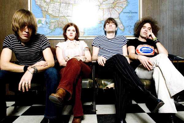 dandy warhols BackStory: The Dandy Warhols We Used to be Friends