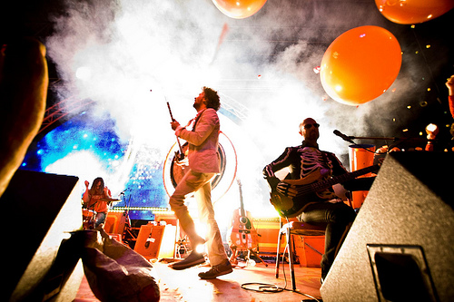 flaminglips The Sasquatch! 2011 Lineup is Here!
