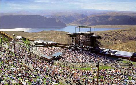 gorge The Sasquatch! 2011 Lineup is Here!